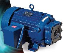 Hydraulic SAE Pump Motor