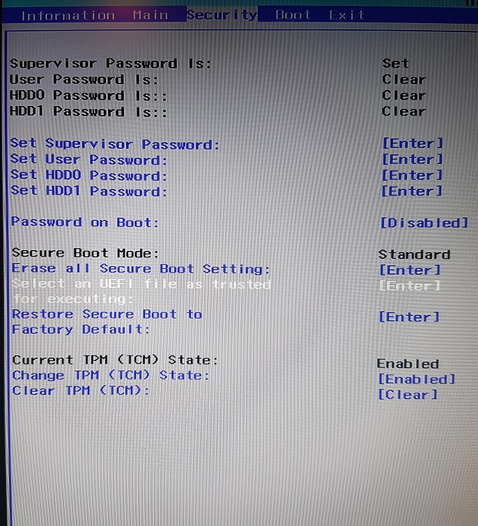 BIOS Select UEFI file