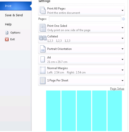 Blue squares and bars when connected with remote desktop