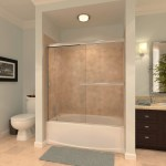 Glass Shower Tub Enclosures In Phoenix Sr Windows Glass