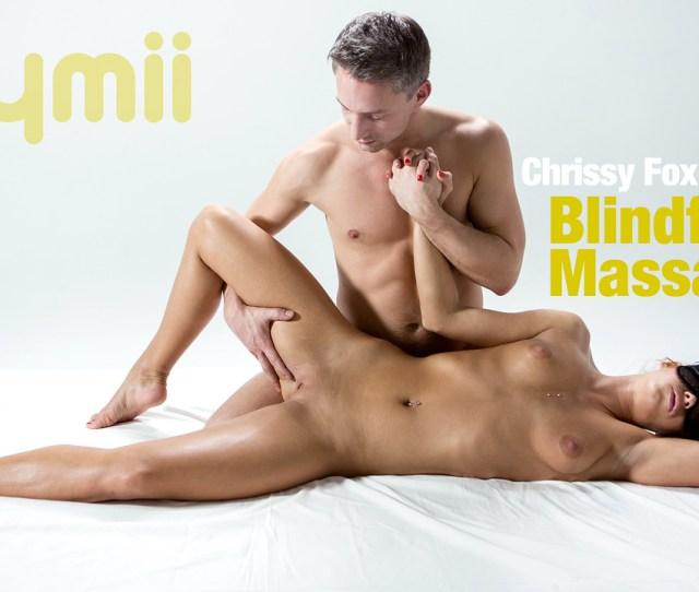 Blindfold Massage