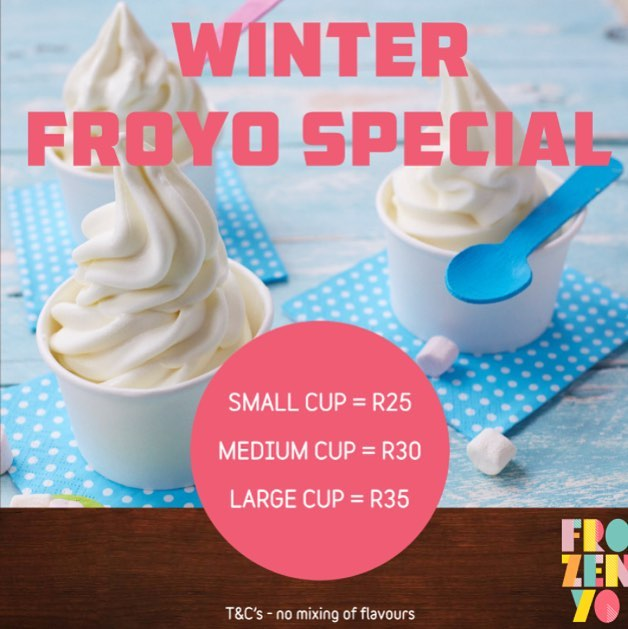 FrozenYo Review Special Two