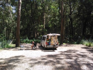 7-8 North Head Campsite