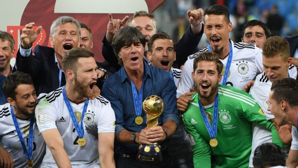 Превосходство Германии - это глубоко и надолго? Футбол ...