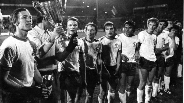 Первая победа советского клуба в еврокубке. Киев вошел в ...