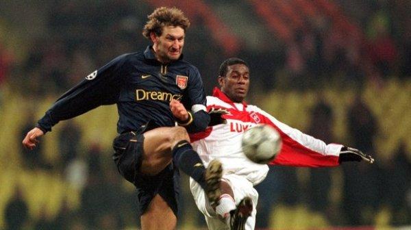 «Спартак» — «Арсенал» — 4:1, 22 ноября 2000 года, Лига ...