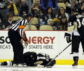 Колени Малкина. Хоккей - НХЛ. СПОРТ-ЭКСПРЕСС