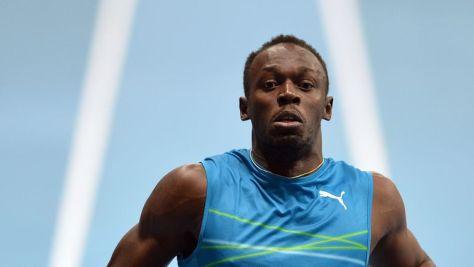 Шестикратный олимпийский чемпион Усэйн БОЛТ.