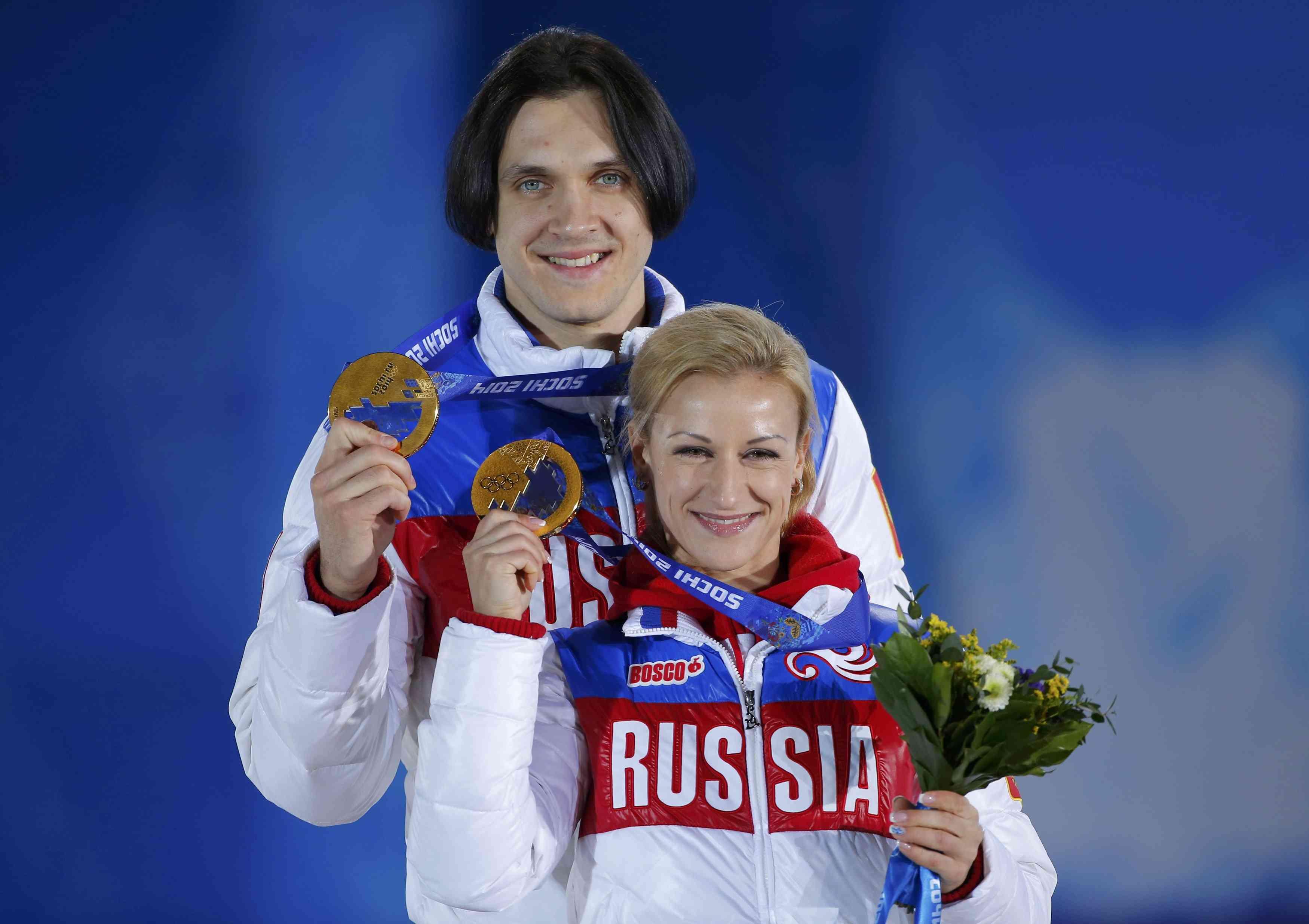 Gjøre idrettsutøvere hekte i den olympiske landsbyen