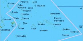 Polinesian Triangle