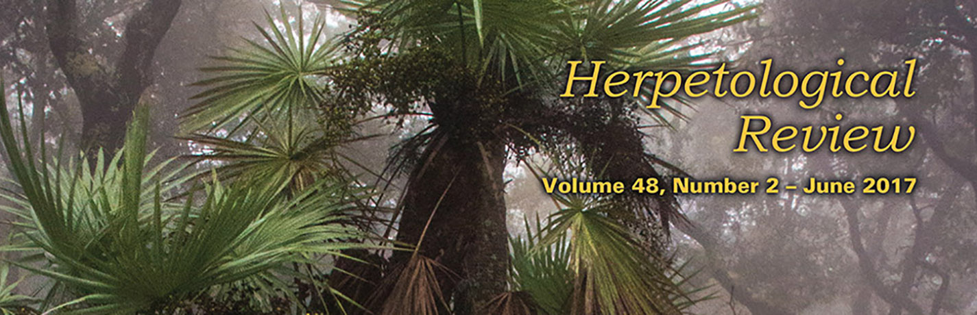 Herpetological Review 48(2) released!