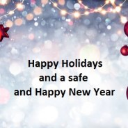 Holiday Season Closure at SSA