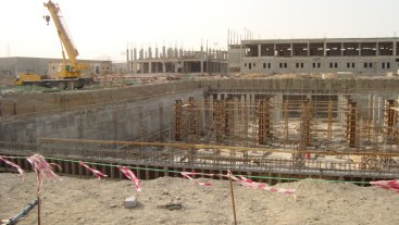 Shumaisy Emergency Loading Center Projects