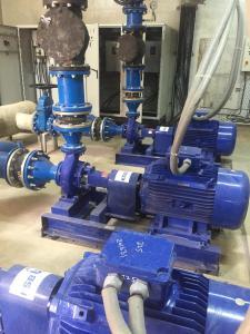 900mm Potable Water Line & Upgrading Pump Station (K.A.E.C)