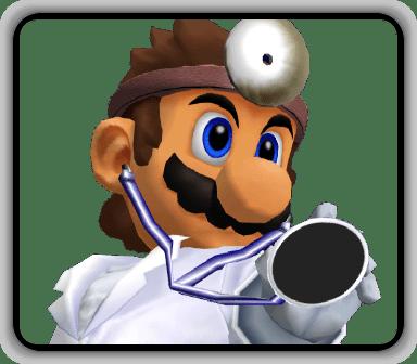 Melee Doctor Mario Textures