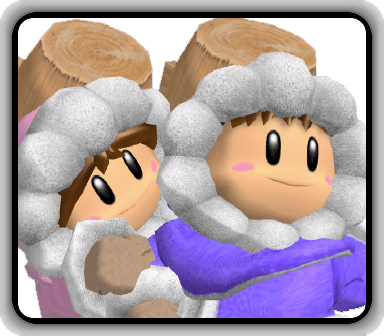 Melee Ice Climbers Textures