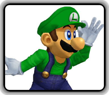 Melee Luigi Textures