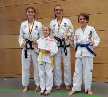 Unsere erfolgreichen Turnier-Teilnehmer