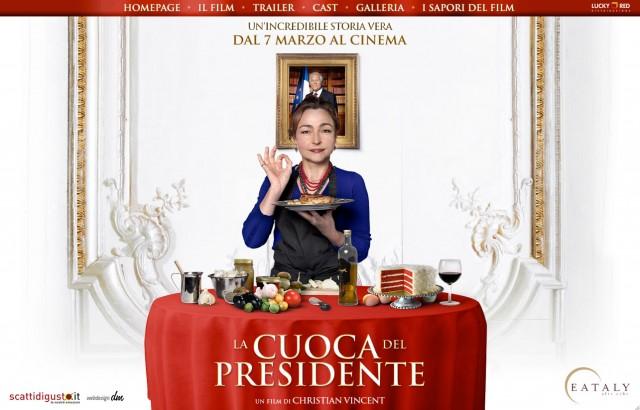 FILM: La cuoca del presidente (2013)