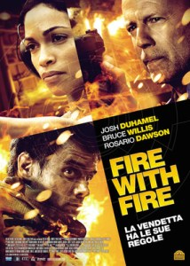 fire with fire 288 214x300 FILM: Fire with Fire (2013)