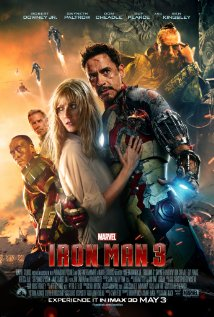 FILM: Iron Man 3 (2013)