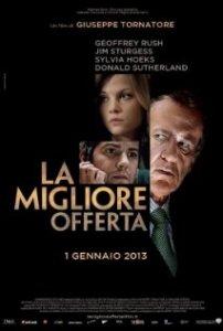 la migliore offerta 202x300 FILM: La Migliore Offerta (2013)