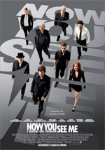 FILM: Now You See Me – I Maghi del Crimine 2013