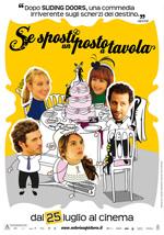 se sposti un posto a tavola FILM: Se sposti un Posto a Tavola (2013)