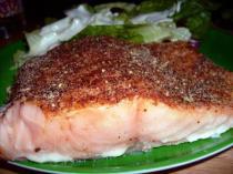 salmone 300x224 CI: Combattere la Stanchezza col Cibo