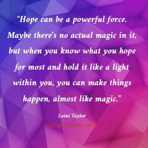 Hopefulness