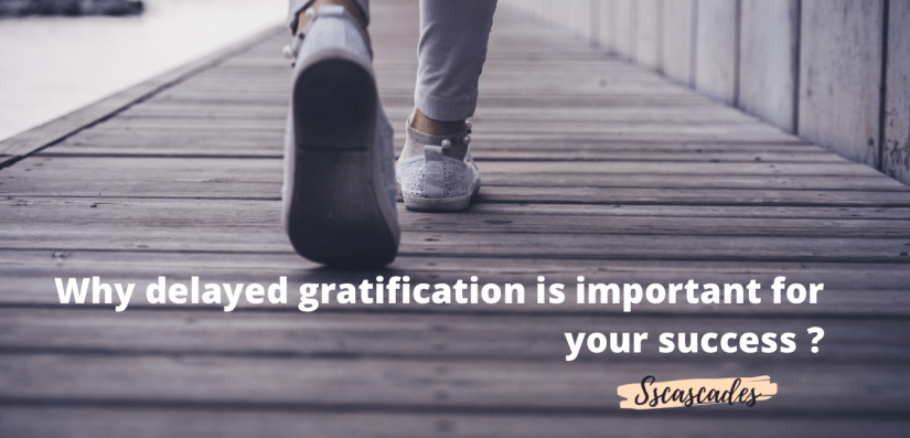 How to delay your gratification