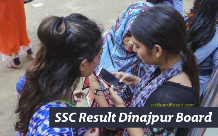 SSC Dinajpur Board