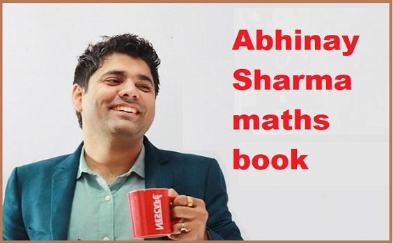 Abhinay maths book