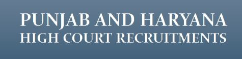 punjab and haryanahigh court clerk recruitment