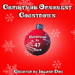 Christmas Countdown Gadget for Your Desktop