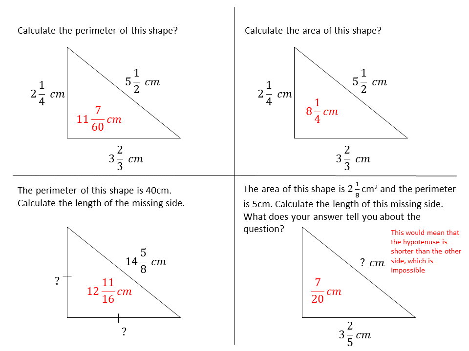 Right-angled triangles 8 – SSDD Problems