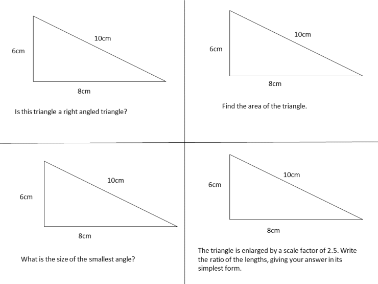 Is this a right-angled triangle? – SSDD Problems
