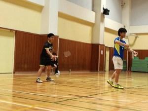 大阪・実業団・バドミントン・SSDS