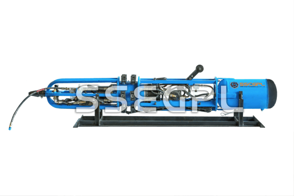 pipe alignment and welding pneumatic internal lineup clamp