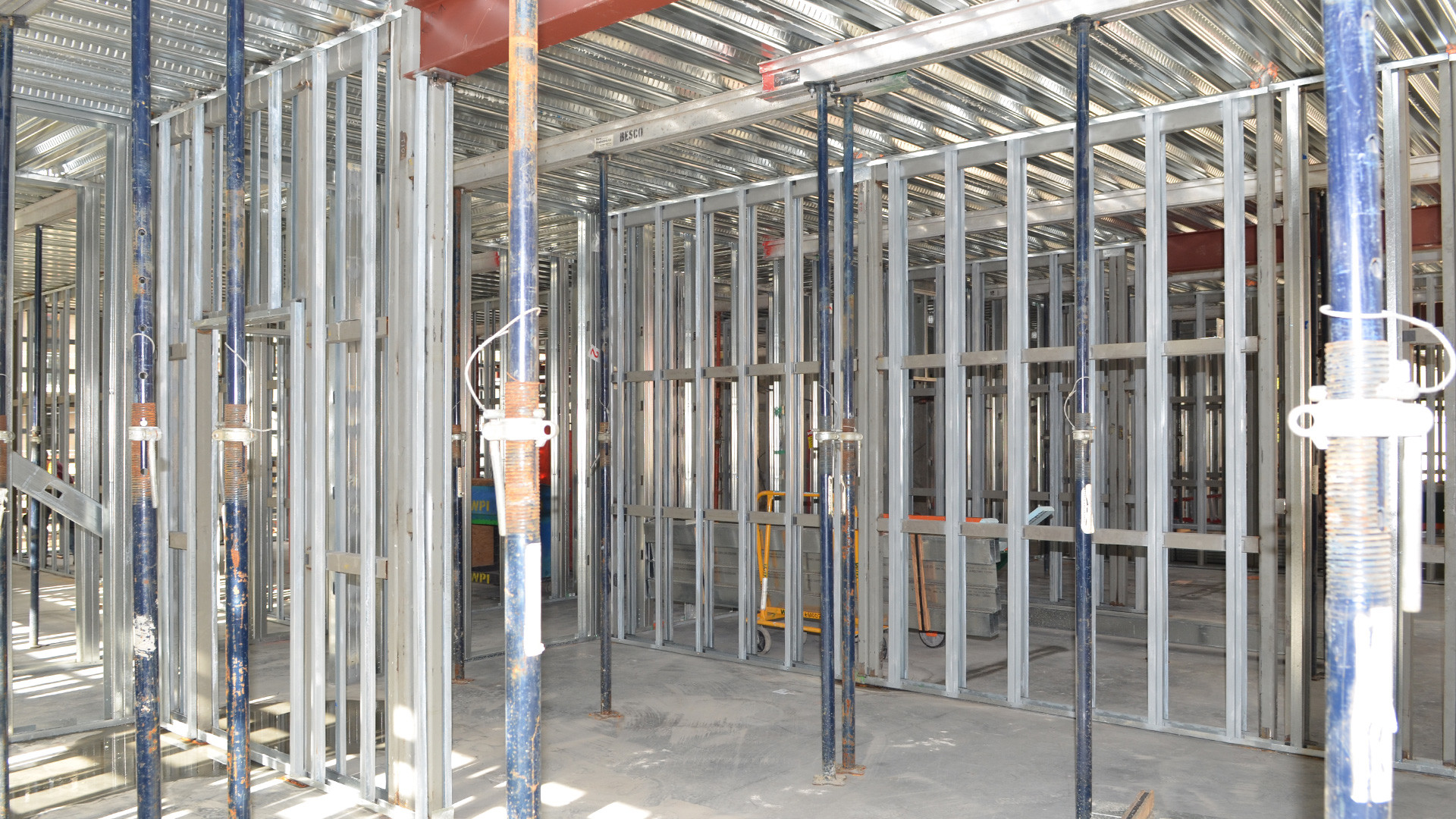 Issi Modular Frame Building Systems Swenson Say Fag 233 T