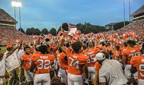 Clemson is 'not going to become much better' this season, according to ESPN's College GameDay crew.