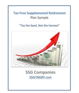 Sample Tax Free Supplemental Retirement Plan