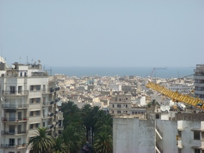 Casablanca from Sacre Coeur roof