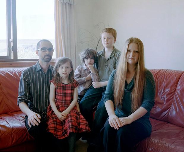 The Atia Family Canada / Emirates / Norway / Scotland