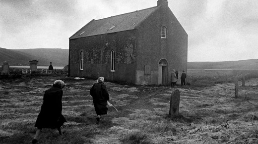 Shetland, Summer 1974, Archival Pigment Print, 35 x 45 cm © Garry Fabian Miller, Collection of the Artist