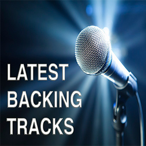 Latest Backing Tracks