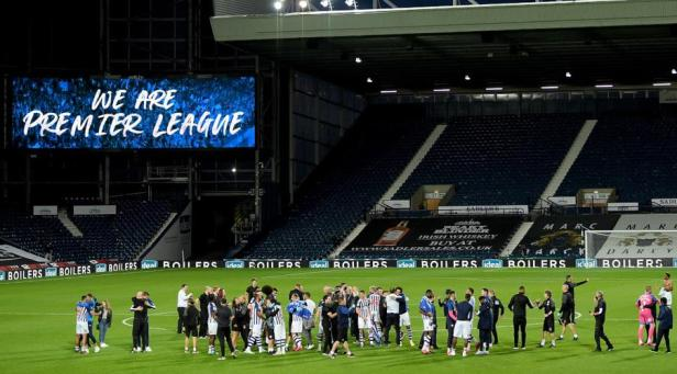 West Brom promoted to the Premier League | SuperSport