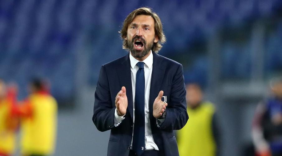 Pirlo says Juventus are work in progress after Roma draw | SuperSport