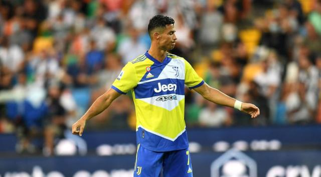 Ronaldo denied last-gasp winner at Udinese after bench controversy