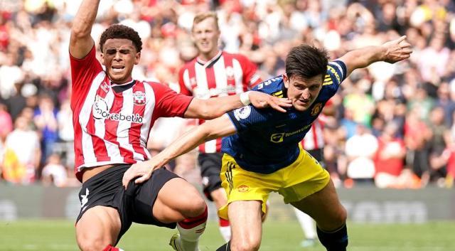 Sloppy United held at impressive Southampton